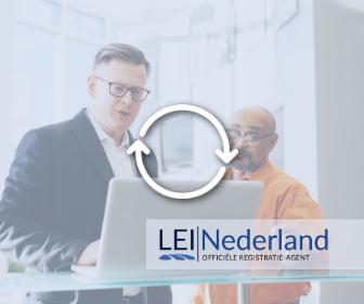 Legal Entity Indentifiers: Uw LEI-nummer vernieuwen