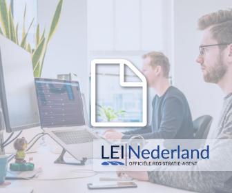 LEI-registratie LEI Nederland
